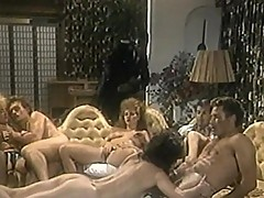 Spectacular orgy of wet dripping cunts